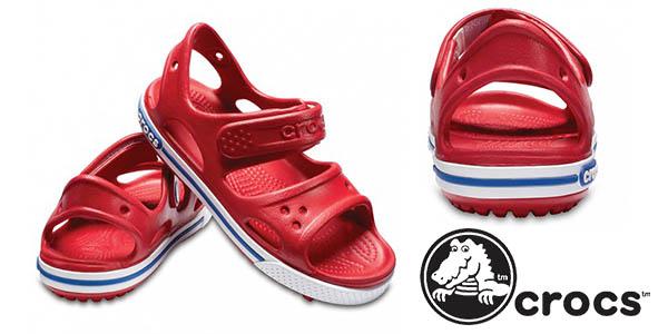 Crocs Crocband II Sandal PS K sandalias infantiles chollo