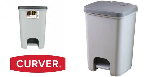 Cubo De Basura Curver Essentials Con Separador de 40 L chollo en Amazon