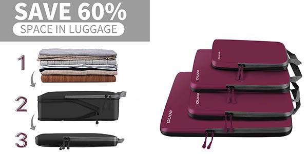 Eono Essentials organizadores de equipaje baratos