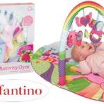 Infantino Explore and Store Sparkle Activity Gym barato en Amazon
