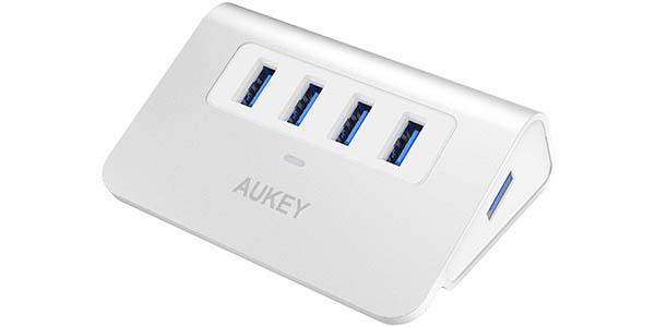 hub Aukey CB-H5-ES-P USB 3.0