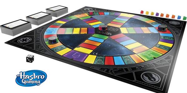 Trivial Pursuit Black Series Star Wars (Hasbro B8615105) chollo en Amazon