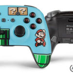 Mando Inalámbrico Super Mario Bros 3 para Nintendo Switch