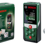 Medidor de distancias láser digital Bosch PLR 30 C barato en Amazon