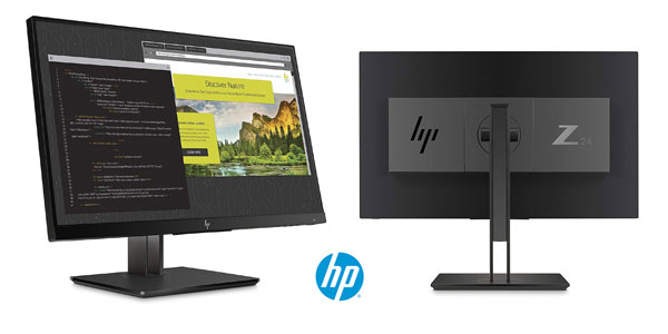 Monitor HP Z24nf G2 rebajado en Amazon