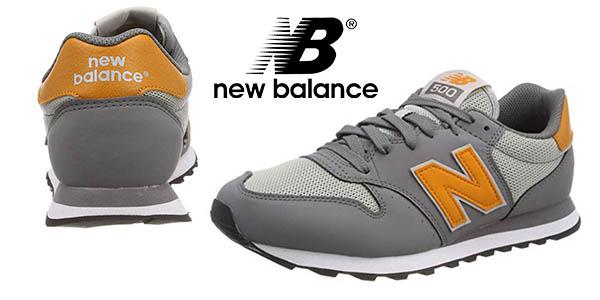 New Balance 500 zapatillas casuales baratas