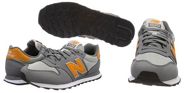 New Balance 500 zapatillas chollo