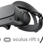 Visor de realidad virtual Oculus Rift S para PC