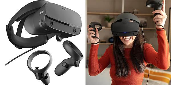 Visor de realidad virtual Oculus Rift S en Amazon