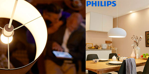 Pack de 6 bombillas LED Philips E27 de 9 W barato