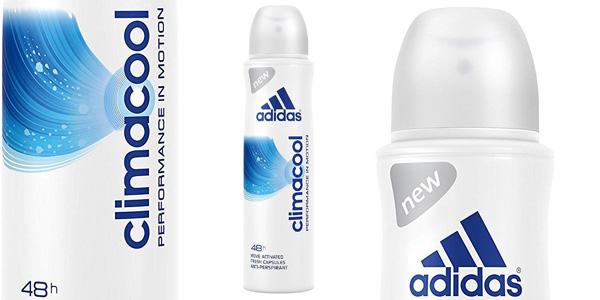premium selection b982a 514d1 Chollo Pack x6 desodorante en spray Adidas Climacool ...