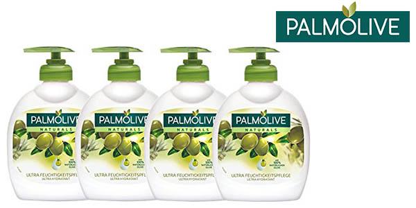 Palmolive gel de manos aceite de oliva barato