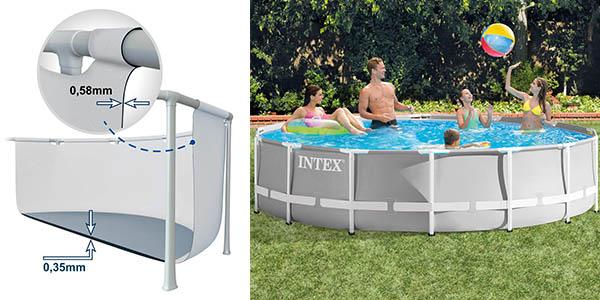piscina desmontable Intex Prisma Frame oferta