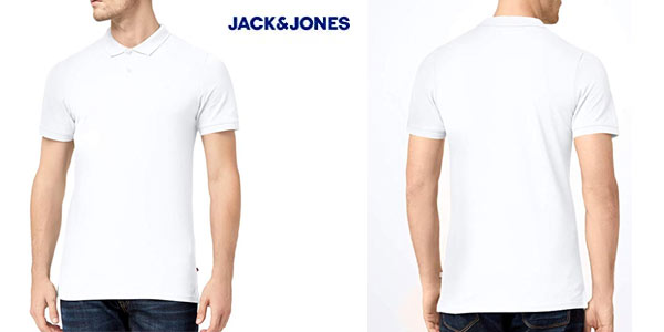 Polo Jack & Jones Jjebasic SS Noos barato en Amazon