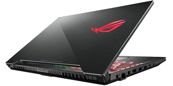Portátil gaming ASUS ROG Strix Scar II en Amazon