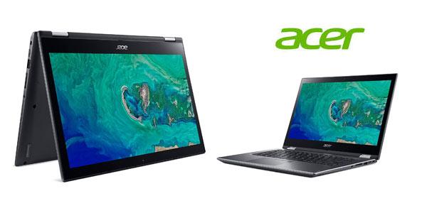Portátil convertible Acer Spin 3 2 en 1 barato en Amazon
