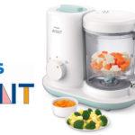 Robot de cocina para bebés Philips Avent SCF862/02 barato en Amazon