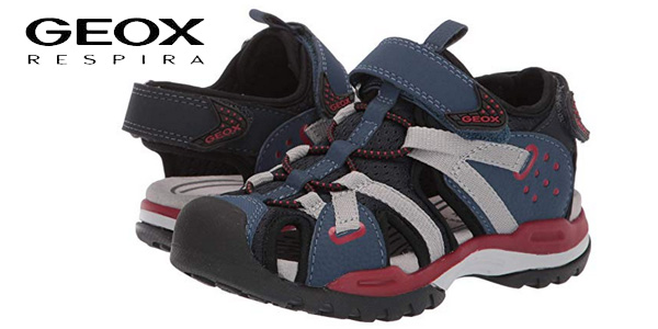 Geox J 38 45 B Sandalias Sólo Borealis Chollo Por Infantiles Boy NnO08myvw