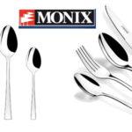 Set cubiertos 24 piezas Monix Módena baratos en Amazon