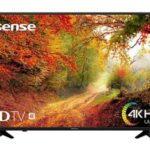"Smart TV Hisense H50A6140 4K UHD de 50"" barato en Amazon"