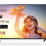 Smart TV TCL Serie DP600 UHD 4k en oferta en Amazon