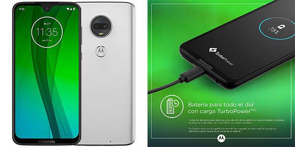 """Motorola Moto G7 de 6,2"""" barato"""