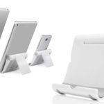 Soporte para smartphone o iPad tablet Dosige sobre mesa barato en Amazon