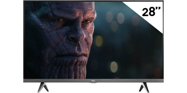 """Televisor LED TCL 28DD400 de 28"""" HD"""