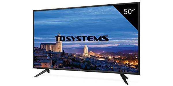 "Televisor LED TD Systems K50DLH8F de 50"" Full HD barato"
