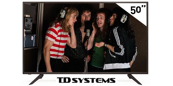 """Televisor LED TD Systems K50DLM8US de 50"""""""