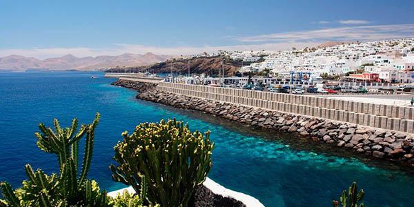 viaje en familia a Lanzarote con presupuesto de bajo coste mayo 2019