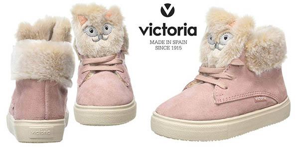 Victoria Serraje Animals zapatillas de botín baratas