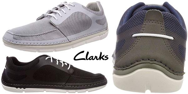 Zapatillas Clarks Step Maro Sol para hombre baratas