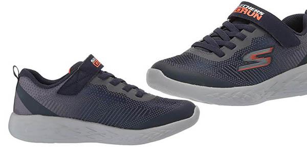 zapatillas Skechers Go Run 600-Farrox zapatillas para niñ@s chollo