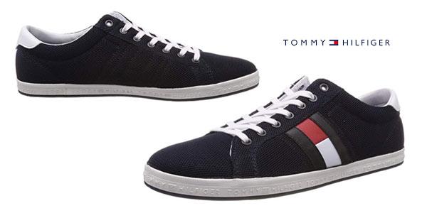 Zapatillas Tommy Hilfiger Essential Flag para hombre baratas en Amazon