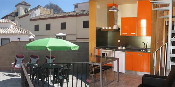 apartamentos centro de Granada relación calidad-precio estupenda