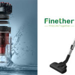 Aspirador Escoba 2-en-1 Finether con cable barato en Amazon