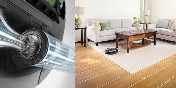 aspirador robot Roomba i7156 programable chollo