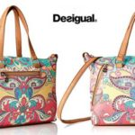 Bolso shopper Desigual Grand Valkiria Piadena barato en Amazon