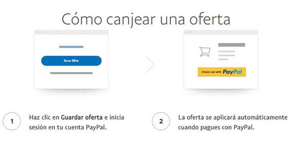 Booking oferta promocional pago con PayPal