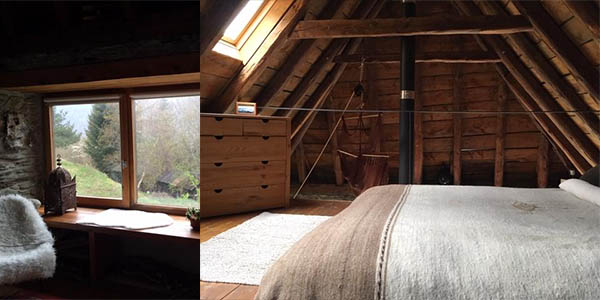cabaña rural en el Pirineo central Lérida oferta