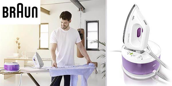 Chollazo Centro de planchado Braun Carestyle Compact IS2044VI por sólo 99€ con envío gratis (-24%)