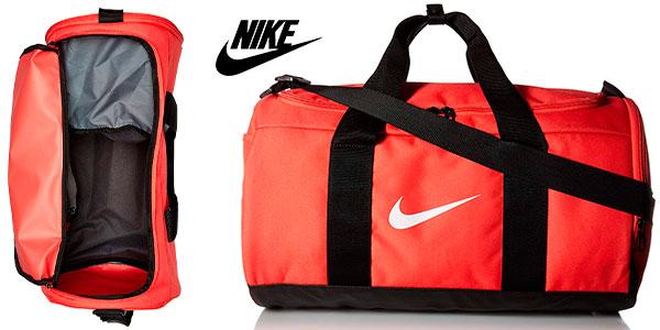 Chollo Bolsa de gimnasio Nike Team de 16 litros para mujer