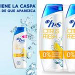 Chollo Pack x3 Champú anticaspa H&S Citrus Fresh de 540 ml