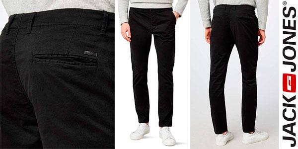 Chollo Pantalones chinos Jack & Jones Marco Enzo slim fit para hombre