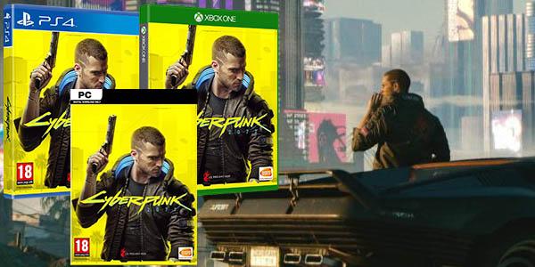 Cyberpunk 2077 para PS4, Xbox One y PC