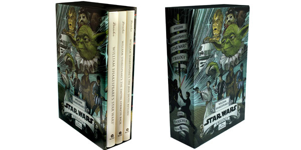 Pack Shakespeare Star Wars edición coleccionistas (inglés) chollo en Amazon