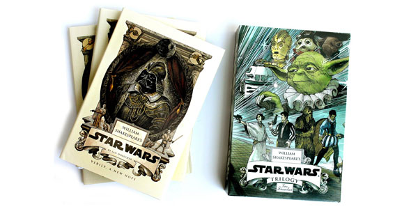 Pack Shakespeare Star Wars edición coleccionistas (inglés) barato en Amazon