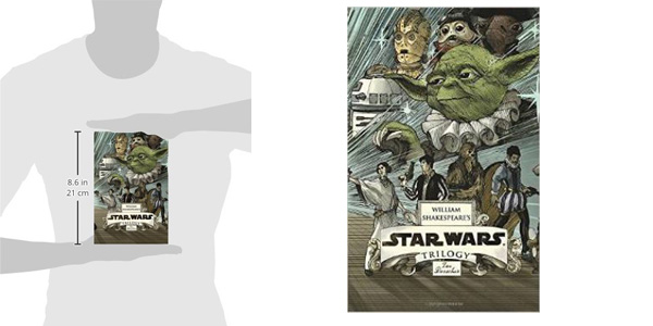 Pack Shakespeare Star Wars edición coleccionistas (inglés) chollazo en Amazon