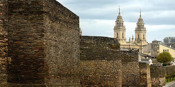 escapada barata a Lugo Patrimonio Humanidad